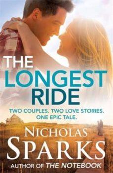 the longest ride-nicholas sparks-9780751549942