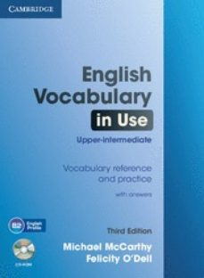 Descargar ENGLISH VOCABULARY IN USE 3RD EDITION. UPPER-INTERMEDIATE BOOK WITH ANSWERS AND CD-ROM gratis pdf - leer online