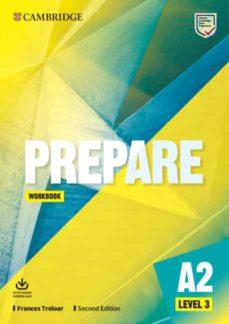 Descargar audiolibro en inglés gratis PREPARE LEVEL 3 WORKBOOK WITH AUDIO DOWNLOAD 2ª EDITION de  en español