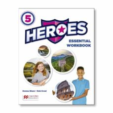 Leer y descargar libros. HEROES 5 ACTIVITY BOOK PACK ESSENTIALS PDB (Spanish Edition) de  9781380040442