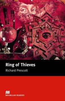 macmillan readers intermediate: ring of thieves-richard prescott-9781405073042