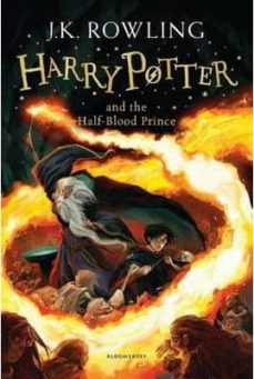 harry potter and the half-blood prince-j.k. rowling-9781408855942