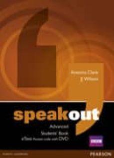Descargar SPEAKOUT ADVANCED STUDENTS  BOOK ETEXT ACCESS CARD WITH DVD ED 2013 gratis pdf - leer online