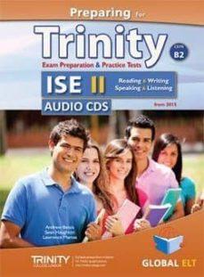 Descargar libros de epub para nook PREPARING FOR TRINITY-ISE II B2 CD 9781781643242