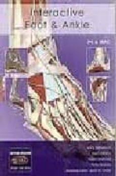 Descargas gratuitas de libros electrónicos en formato pdf INTERACTIVE FOOT AND ANKLE (DVD-ROM)
