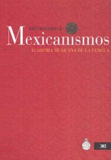 diccionario de mexicanismos-9786070302442