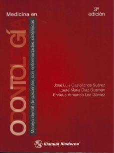 medicina en odontologia-jose luis castellanos suarez-laura maria diaz guzman-9786074484342
