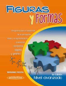 Garumclubgourmet.es Figuras Y Formas. Nivel Avanzado. 3ª Ed Image