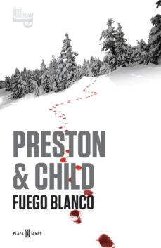Descargar libros gratis ipad FUEGO BLANCO (INSPECTOR PENDERGAST 13) (Literatura española) de DOUGLAS PRESTON, LINCOLN CHILD