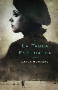 la tabla esmeralda (ebook)-carla montero-9788401353642
