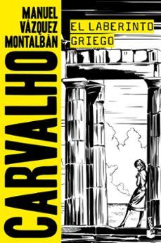 el laberinto griego-manuel vazquez montalban-9788408176442