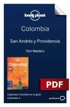 colombia 3. san andrés y providencia (ebook)-tom masters-alex egerton-9788408189442