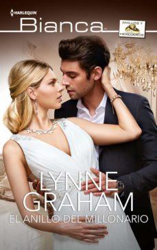 el anillo del millonario (ebook)-lynne graham-9788413075242