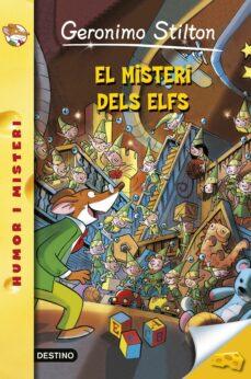 Geekmag.es El Misteri Dels Elfs (Geronimo Stilton) Image