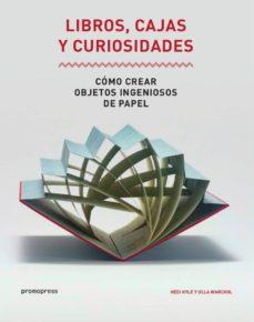 Descargar libros electrónicos completos de libros de google LIBROS, CAJAS Y CURIOSIDADES ePub FB2 RTF de HEDI KYLE, ULLA WARCHOL