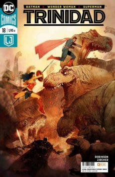BATMAN/SUPERMAN/WONDER WOMAN: TRINIDAD NÚM. 18 (RENACIMIENTO) - JAMES ROBINSON | Triangledh.org