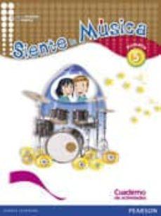 Chapultepecuno.mx Siente Musica 5 Pack Actividades Educacion Primaria Cast. Image