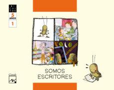 Curiouscongress.es Somos Escritores 5 Años Cuaderno 1 Image