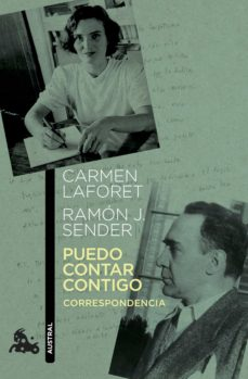 puedo contar contigo: correspondencia-ramon j. sender-carmen laforet-9788423355242