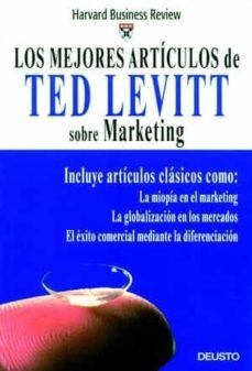 Permacultivo.es Los Mejores Articulos De Ted Levitt Sobre Marketing Image