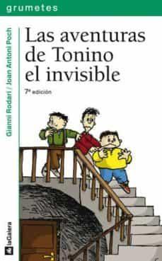 Lofficielhommes.es Las Aventuras De Tonino El Invisible Image