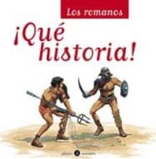 Ojpa.es Los Romanos (¡Quehistoria!) Image