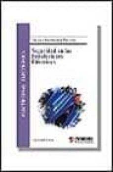 Los mejores libros electrónicos más vendidos para descargar SEGURIDAD  EN LAS INSTALACIONES ELECTRICAS 9788428326742 FB2 de JOSE ROLDAN VILORIA (Literatura española)