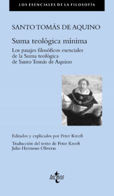 suma teologica minima: los pasajes filosoficos esenciales-santo tomas de aquino-9788430959242