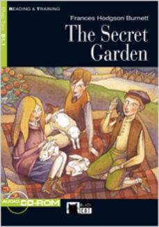 the secret garden. book + cd-rom-9788431694142