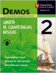 Encuentroelemadrid.es Libreta Demos 2º .Eso Ext Competencias Basicased 2007 Image