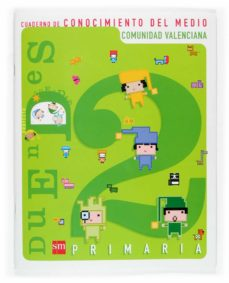 Colorroad.es Cuaderno De Conocimiento Del Medio 2 (Valencia): Ciencias, Geogra Fia E Historia (2º Educacion Primaria) (Proyecto Duendes) Image