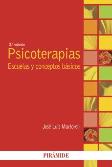 psicoterapias (ebook)-jose luis martorell-9788436831542