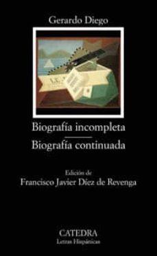 Elmonolitodigital.es Biografia Incompleta; Biografia Continuada Image