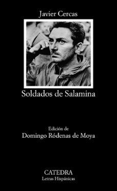 Descarga gratuita de libros electrónicos en línea. SOLDADOS DE SALAMINA 9788437637242 de JAVIER CERCAS  (Spanish Edition)