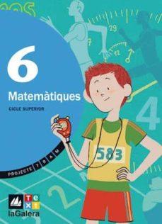 Inmaswan.es Matemàtiques 6 (Projecte Tram) Image