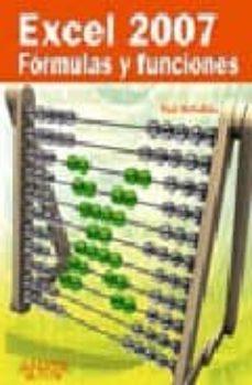 Emprende2020.es Excel 2007: Formulas Y Funciones Image