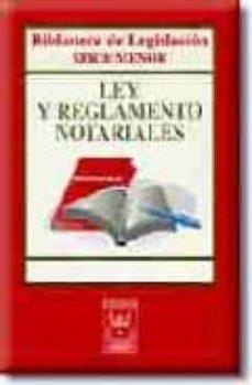 Inmaswan.es Ley Y Reglamento Notariales (6ª Ed.) Image