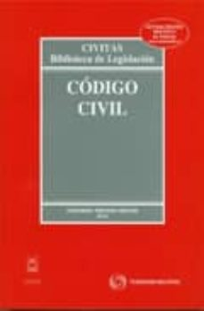Encuentroelemadrid.es Codigo Civil (33ª Ed.) Image