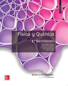 física y química 1º bach - incluye smartbook. ed.2015-angel rodriguez cardona-9788448191542