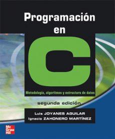 programacion en c (2ª ed.)-9788448198442