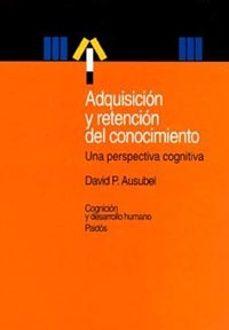 Carreracentenariometro.es Adquisicion Y Retencion Del Conocimiento: Una Perspectiva Cogniti Va Image