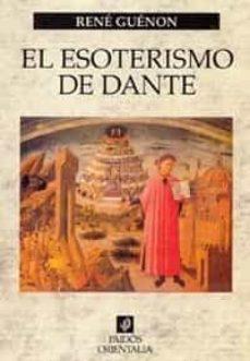 Vinisenzatrucco.it El Esoterismo De Dante Image
