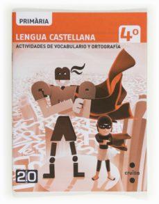 Inmaswan.es Lengua Castellana. Quadern D Activitats Connecta 2.0 (2012) 4ºep Image