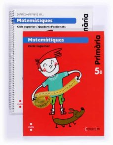 Titantitan.mx Matemàtiques (Pack). Construïm 5º Educacion Primaria Ed 2014 Image