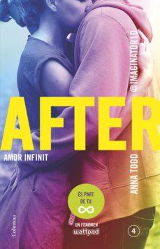 after. amor infinit (sèrie after 4) (edició en català) (ebook)-anna todd-9788466419642