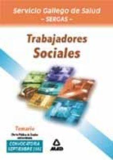 Relaismarechiaro.it Trabajadores Sociales Del Servicio Gallego De Salud (Sergas): Tem Ario Ope Extraordinaria Image