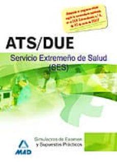 Bressoamisuradi.it Ats/due Del Servicio Extremeño De La Salud (Ses). Simulacros De E Xamenes Y Supuestos Practicos Image