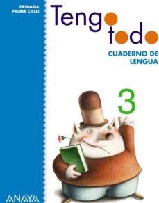 Inmaswan.es Cuaderno De Lengua 3º Educacion Primaria Primer Ciclo Proyecto Te Ngo Todo Image