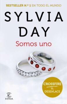 somos uno (crossfire v)-sylvia day-9788467047042