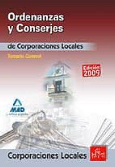 Inmaswan.es Ordenanzas Y Conserjes De Corporaciones Locales. Temario General Image